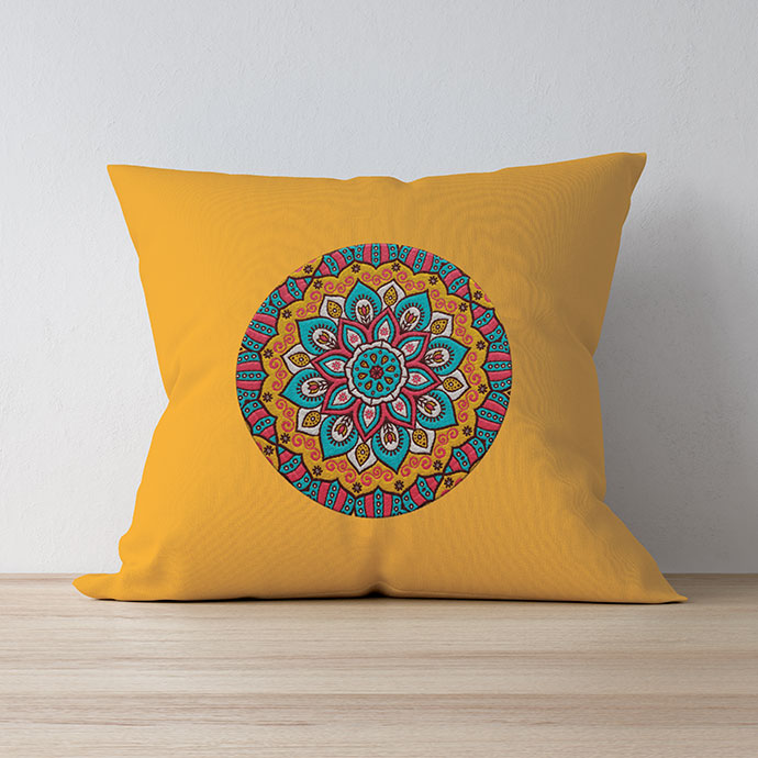 Pillow-with-embroidery